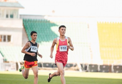 Eurasian Athletics Meeting U20 - photo, part 3