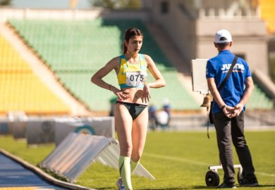 Eurasian Athletics Meeting U20 - photo, part 4