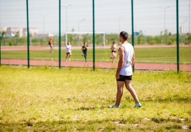 Eurasian Athletics Meeting U20 - photo, part 5