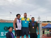 Иван Иванов занял первое место на Mokpo International Athletics Throwing Meeting